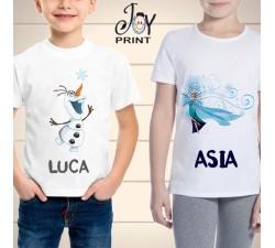 T Shirt bambino Frozen