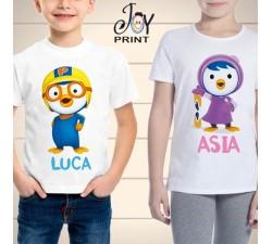 T Shirt bambino Pororo