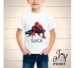 T Shirt bambino Spiderman