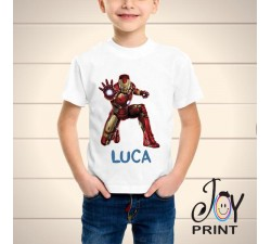 T Shirt bambino Ironman