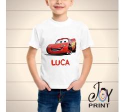 T Shirt bambino Cars