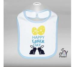 Bavaglino Pasqua Happy Easter