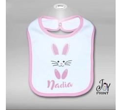 Bavaglino Pasqua Baby Rabbit