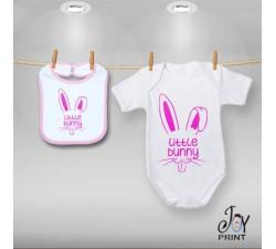 Coordinato Baby Little Bunny