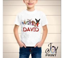T Shirt bambino Bing&company