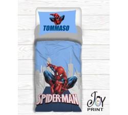 Copripiumino Spiderman.Copripiumino Spiderman Modello Copripiumino Dimensioni Letto Singolo