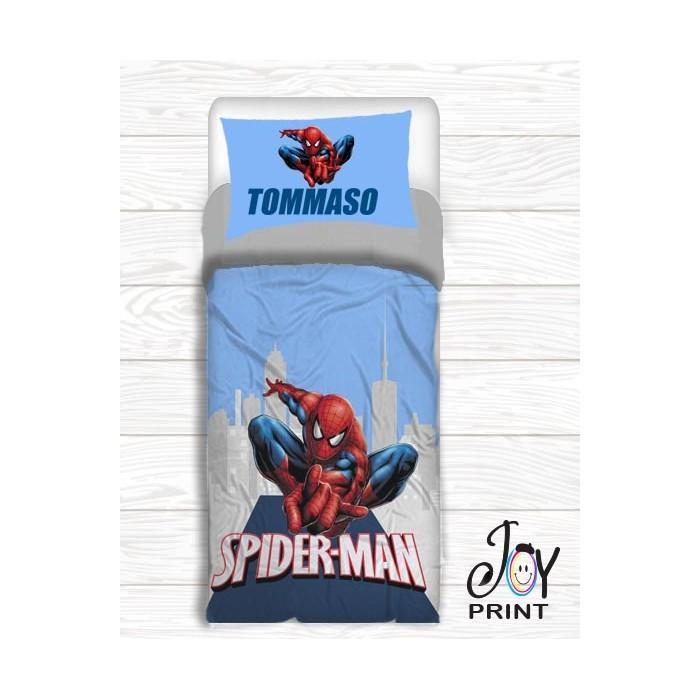 Copripiumino Personalizzato Spiderman
