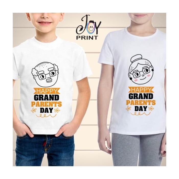 T Shirt bambino Festa dei Nonni Grandparents' day