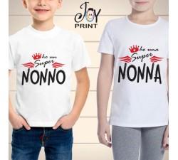 T Shirt bambino Festa dei Nonni Eroi