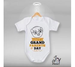 Body Neonato Festa dei nonni Grandparents Day