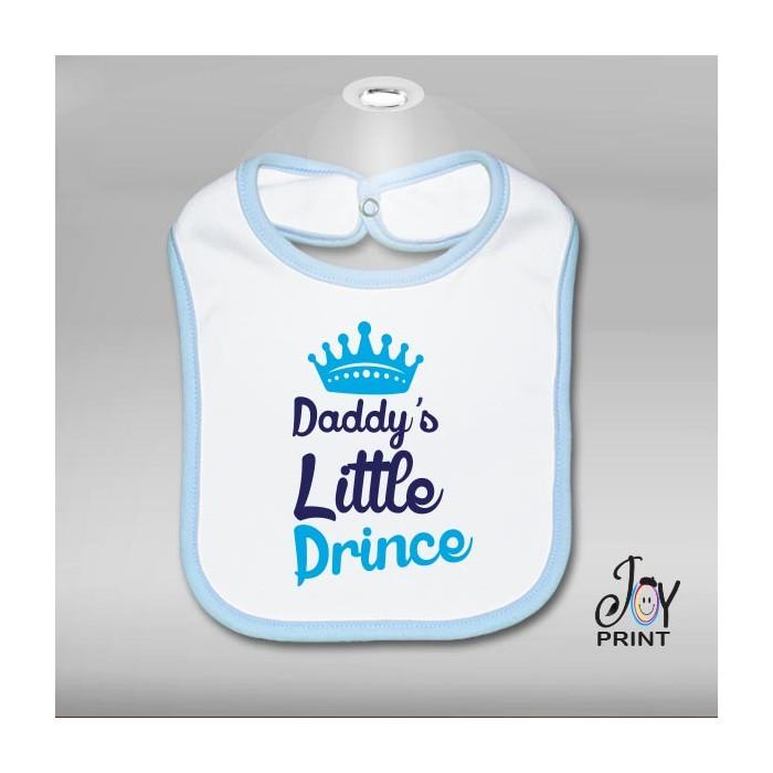 Bavaglino festa del papà Little - idea regalo