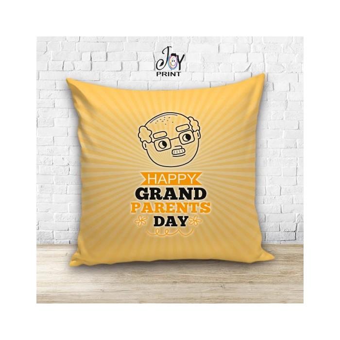 Cuscino Personalizzato idea regalo Festa dei nonni Grandparentsday