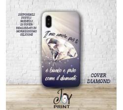 Cover Cellulare Personalizzata Diamond