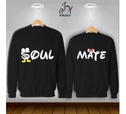 Coppia di felpe Soulmate