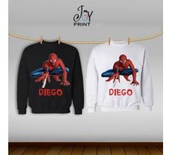 Felpa baby Spiderman