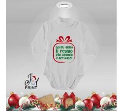Lupetto Neonato Personalizzato Natalizio Gift