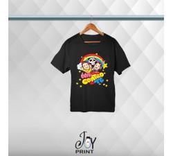 T Shirt personalizzata bambino Me Contro Te