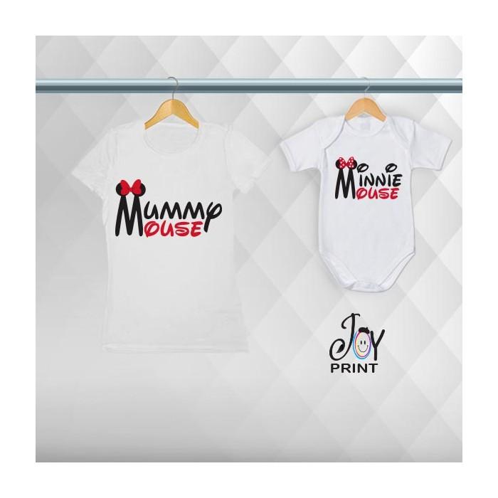 Coordinato Festa Della Mamma Mouse