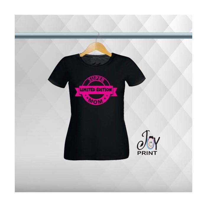 T shirt Festa della Mamma Limited Edition