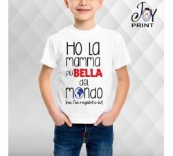 T Shirt bambino Festa della Mamma Beautiful