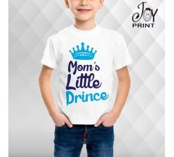 T Shirt bambino Festa della Mamma Baby Prince