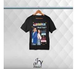 T Shirt personalizzata bambino Lui e Sofì