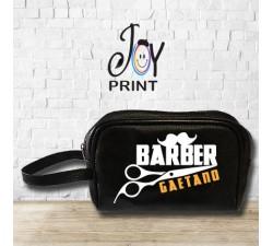 Pochette Uomo Personalizzata Con Nome barber