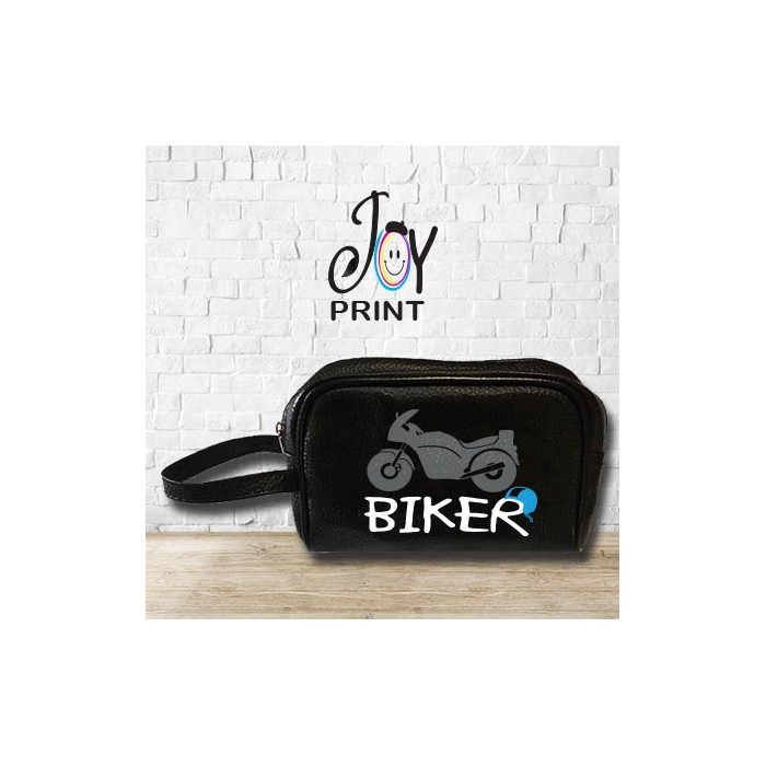Pochette Uomo Personalizzata Biker