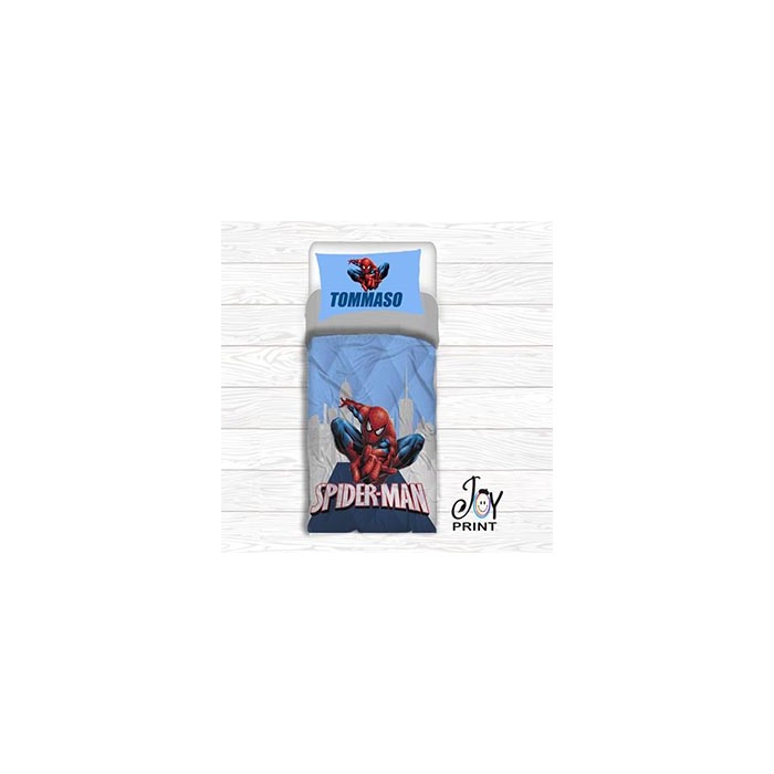 Trapunta Personalizzata Spiderman