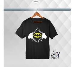T-shirt Uomo Personalizzata Batman