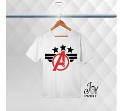 T-shirt T-shirt Uomo Personalizzata Avengers