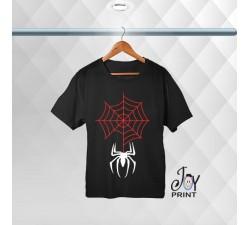 T-shirt Uomo Personalizzata Spiderman