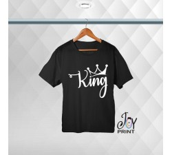 T-shirt Uomo Personalizzata Special King