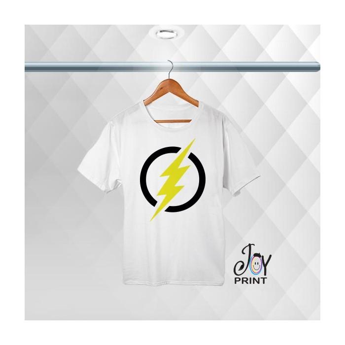 T-shirt Uomo Personalizzata Super Flash