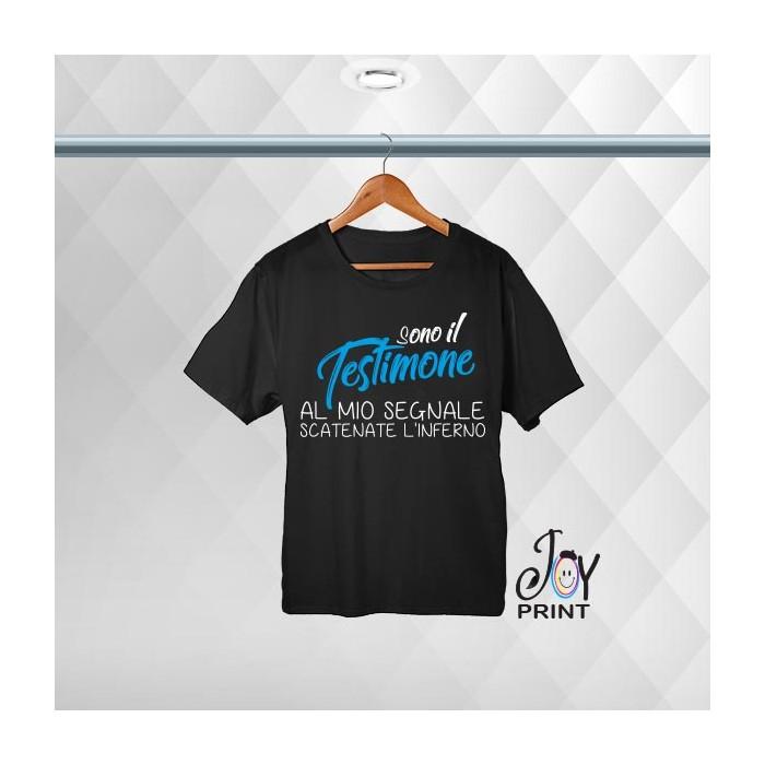 T-shirt Uomo Wedding Scatenati