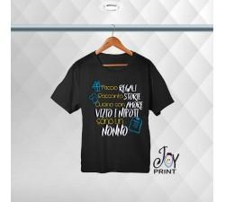 T-shirt festa dei nonni Fieri