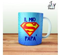 Tazza Festa del Papà SUPER - Idea Regalo