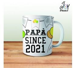 Tazza Festa del Papà SINCE - Idea Regalo
