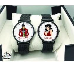Coppia di orologi Personalizzati Lupin