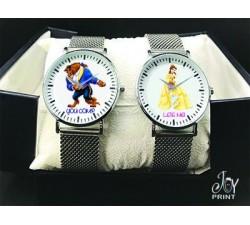 Coppia di orologi Personalizzati Best and Beauty