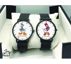 Coppia di orologi Personalizzati Paperini