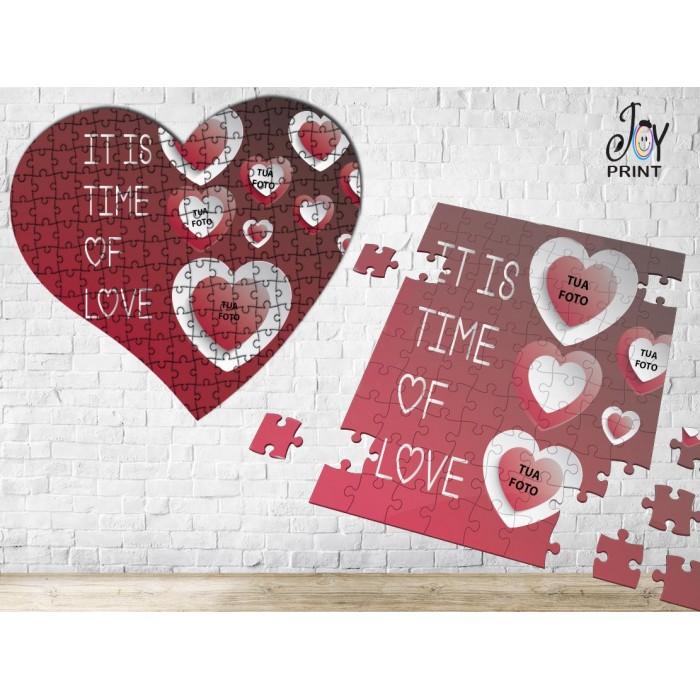 Puzzle Love Tempo Giusto