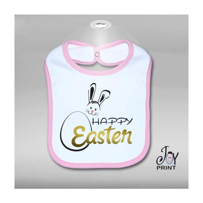 Bavaglino Pasqua Easter bunny
