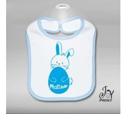 Bavaglino Pasqua Eggs&Bunny