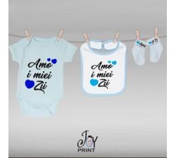 Set baby Amo gli zii
