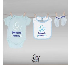 Set baby Benvenuti