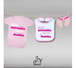Set baby Amore di mamma