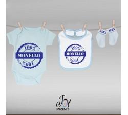 Set baby Monelli
