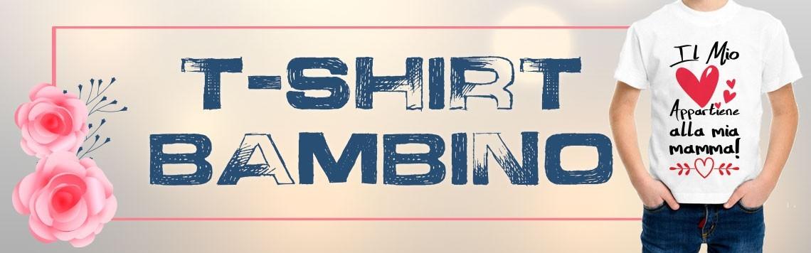 T shirt Bambino