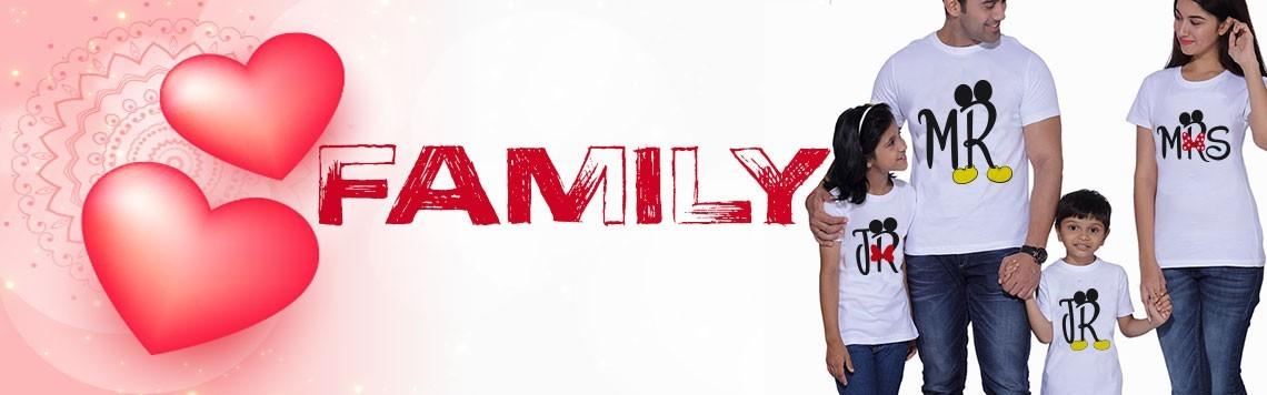 Tris di T Shirt personalizzate - Tris di Felpe Personalizzate - Set di T Shirt personalizzate per tutta la famiglia -  Set di Felpe personalizzate per tutta la famiglia